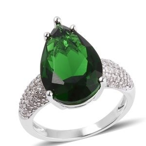 Unknown Jewelry - Green Ring